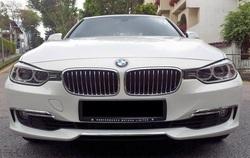 BMW F30 Sambung Bayar