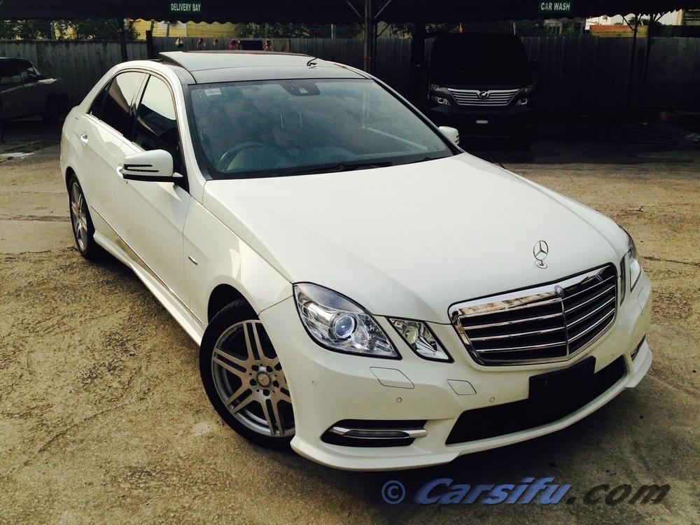 Mercedes benz e250 amg 1 8 japan for sale in klang valley for Mercedes benz japan