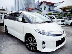 Toyota Estima 2.4 Premium Aeras
