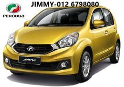 Perodua Myvi 1.3 O Downpaymen