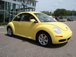 Volkswagen Beetle 2.5 L I5 2.5 L I5