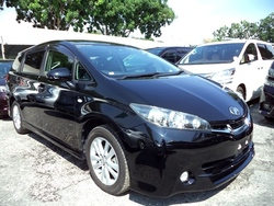 Toyota Wish 1.8 Sport Edition