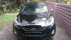 Hyundai Elantra 1.8 Gl Premium