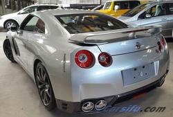 Nissan GT-R 35 Black Edition