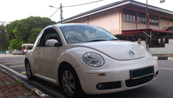 Volkswagen Beetle 1.6 L Like New
