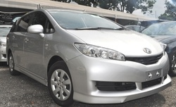 Toyota Wish 1.8X Edition FL