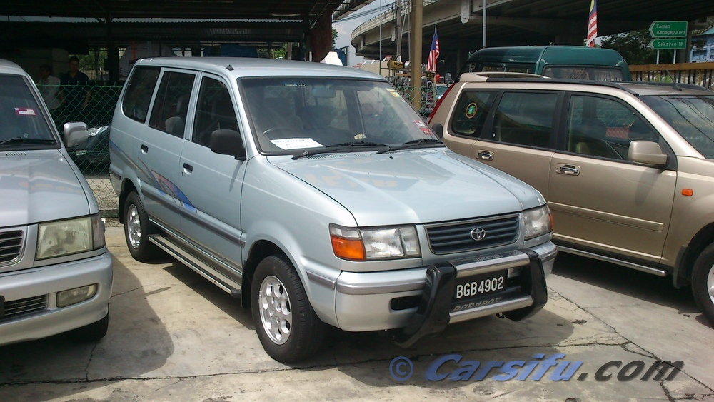 Toyota Unser 1.8 (A) For Sale in Klang Valley by James Ho