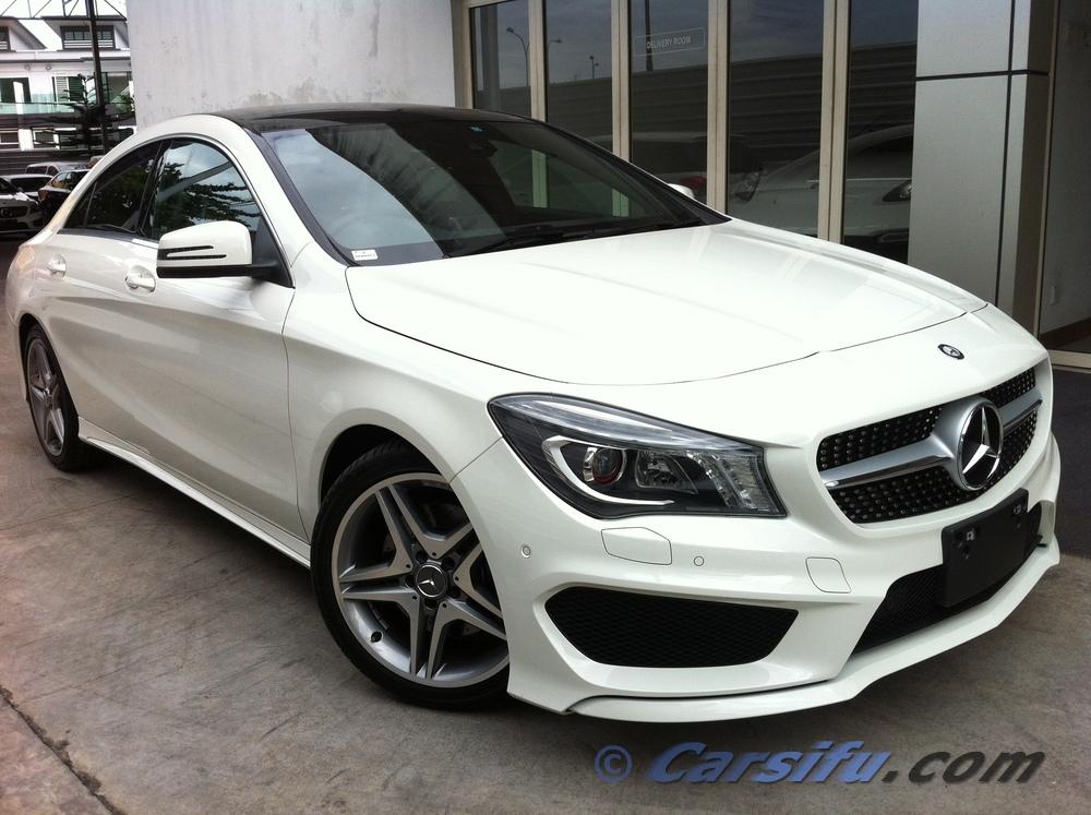 Carsifu car news reviews previews classifieds price for Mercedes benz cla 250 2010