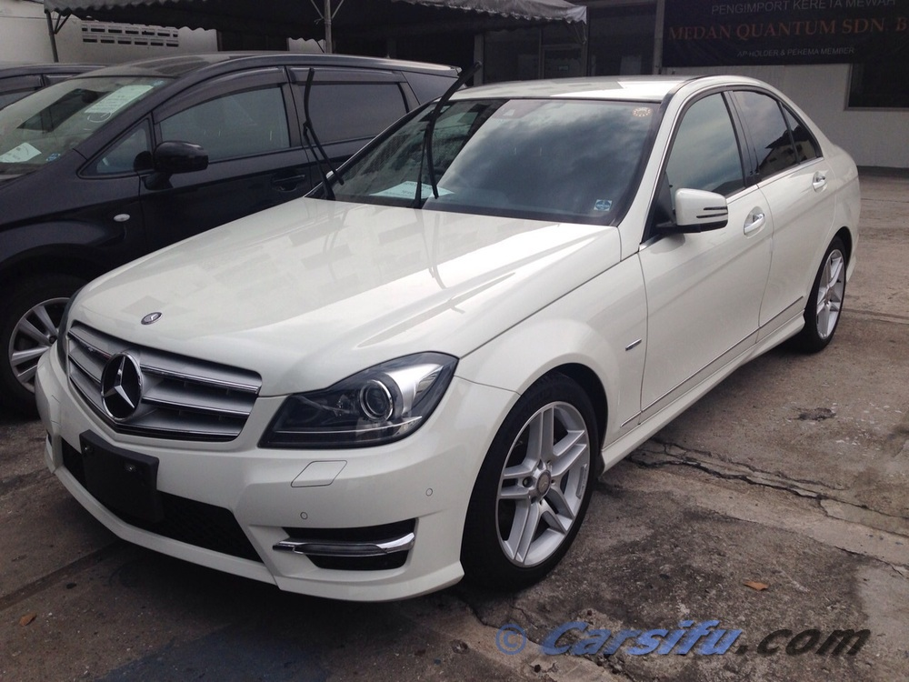 mercedes benz c200 amg for sale in klang valley by stephen lim. Black Bedroom Furniture Sets. Home Design Ideas