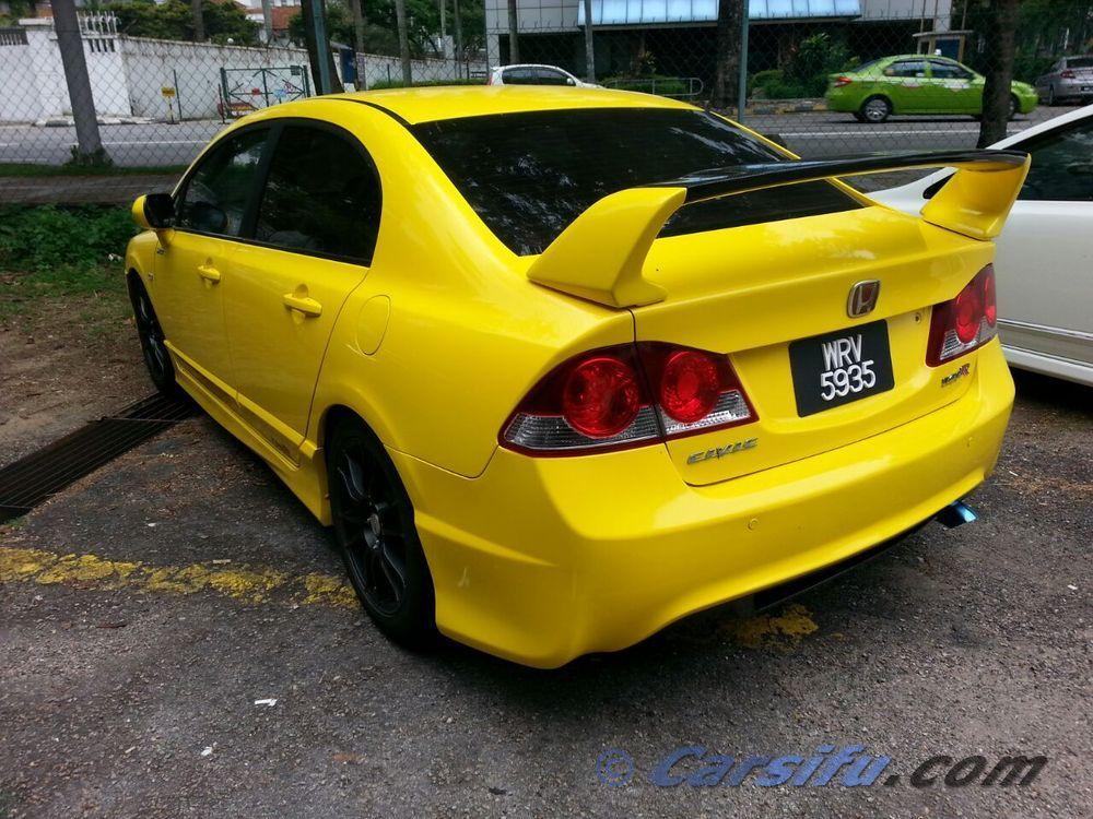 Honda civic fd i vitec for sale in klang valley by for Honda owner login