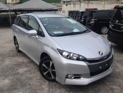 Toyota Wish 1.8S Fullspec