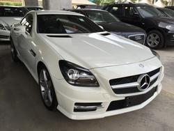Mercedes-Benz SLK 200 CGI AMG