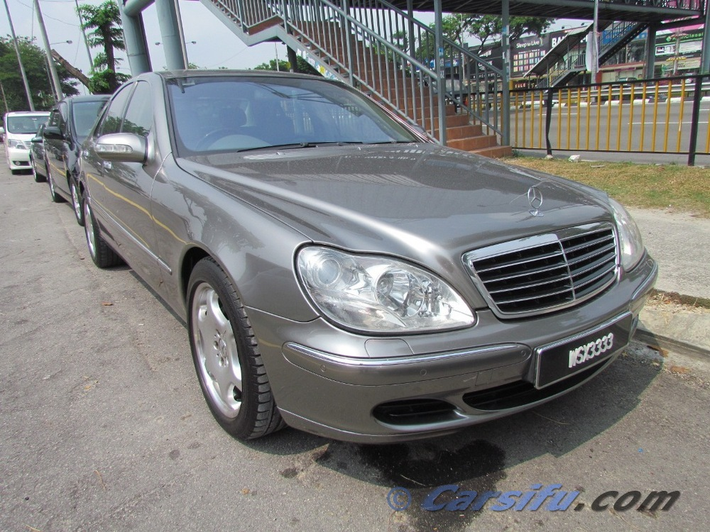 Mercedes-Benz S320 Cdi For Sale in Klang Valley by jackytcar