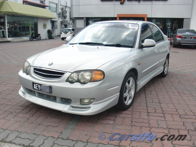 Kia Spectra 16 A Body Kit For Sale In Penang By Jimmy Koay