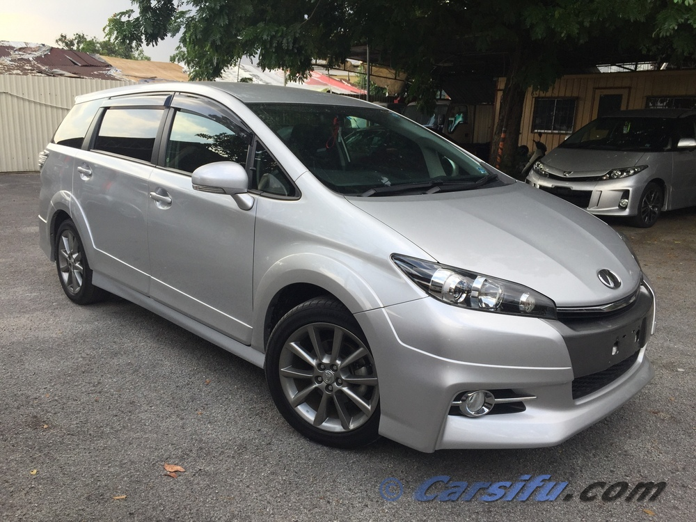 Toyota Wish 2 0z Facelift For Sale In Klang Valley By