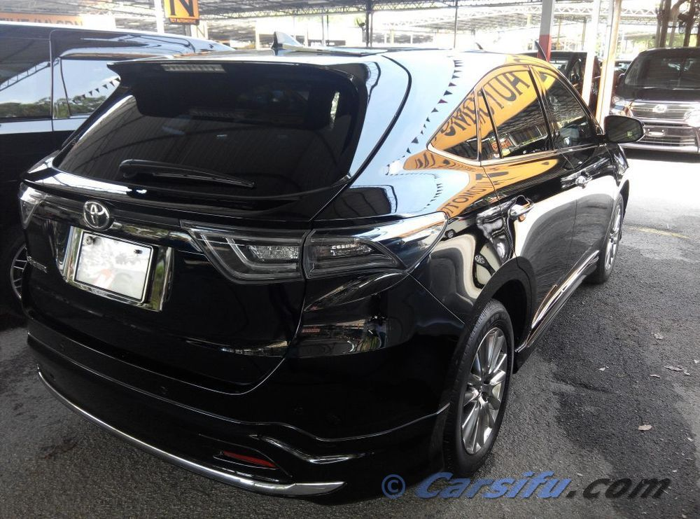 Toyota Harrier 2 0 Premium For Sale In Klang Valley By