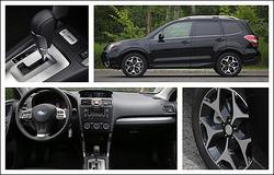 Subaru forester xt limited 2014 mosa thumb