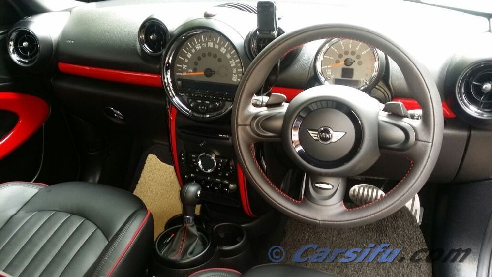 mini cooper s paceman for sale in klang valley by stephen lim. Black Bedroom Furniture Sets. Home Design Ideas