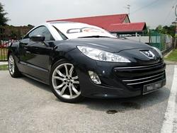 peugeot rcz cars for sale in malaysia | peugeot rcz price