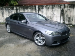 12 bmw 523i f10 m sport grey  11 thumb