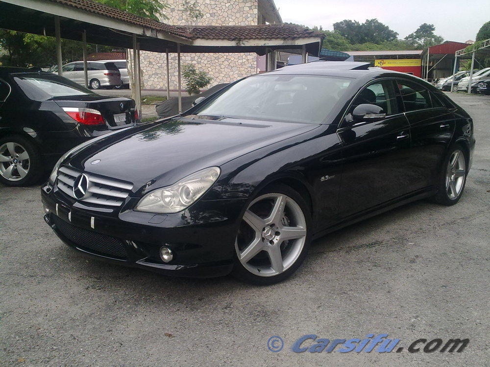 Mercedes benz cls 55 amg for sale in others by is m u f c for Mercedes benz cls amg for sale