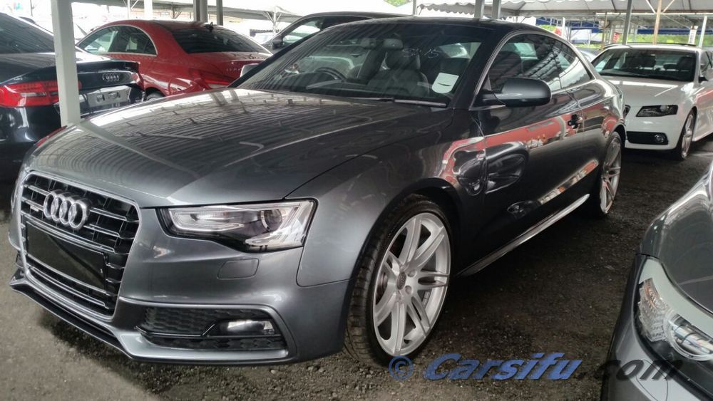 Audi A5 Coupe For Sale in Klang Valley by stephen Lim