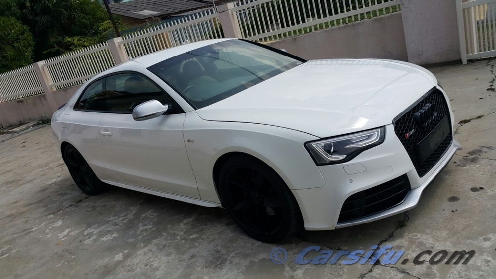 audi a5 coupe for sale in klang valley by stephen lim. Black Bedroom Furniture Sets. Home Design Ideas