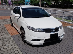 Kia Forte 1.6 Sxi High Spec