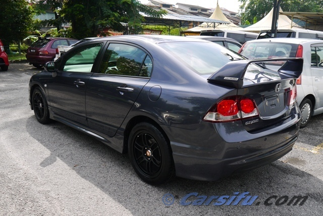 honda civic 1 8 i vtec for sale in klang valley by wai motorsport. Black Bedroom Furniture Sets. Home Design Ideas