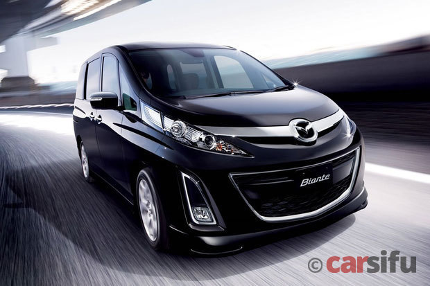Mazda Biante Mpv 2 0 Sky Activ For Sale In Klang Valley By Zac Ng