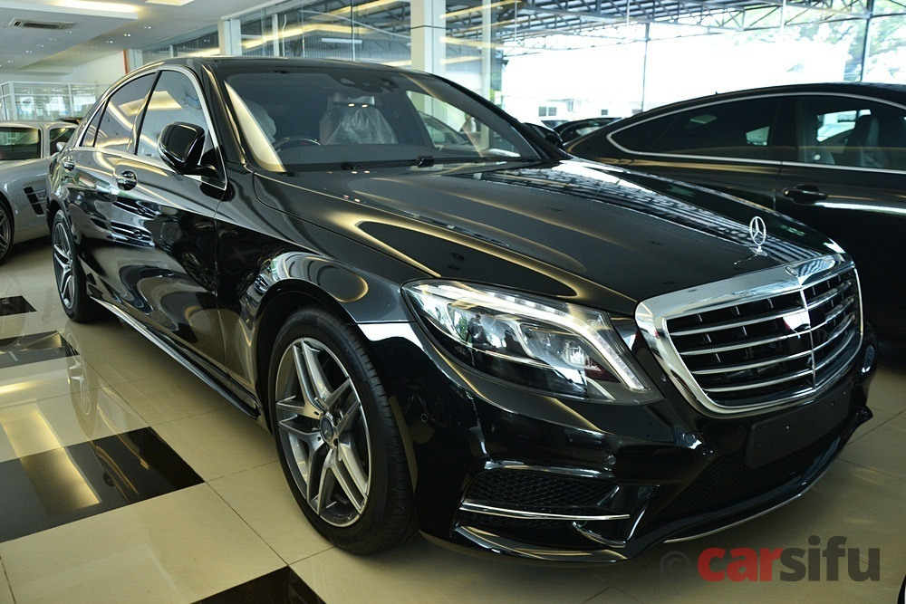 Mercedes Benz S500 L V8 Amg New For Sale In Klang Valley By Phantom Auto on 5 7l engine specs