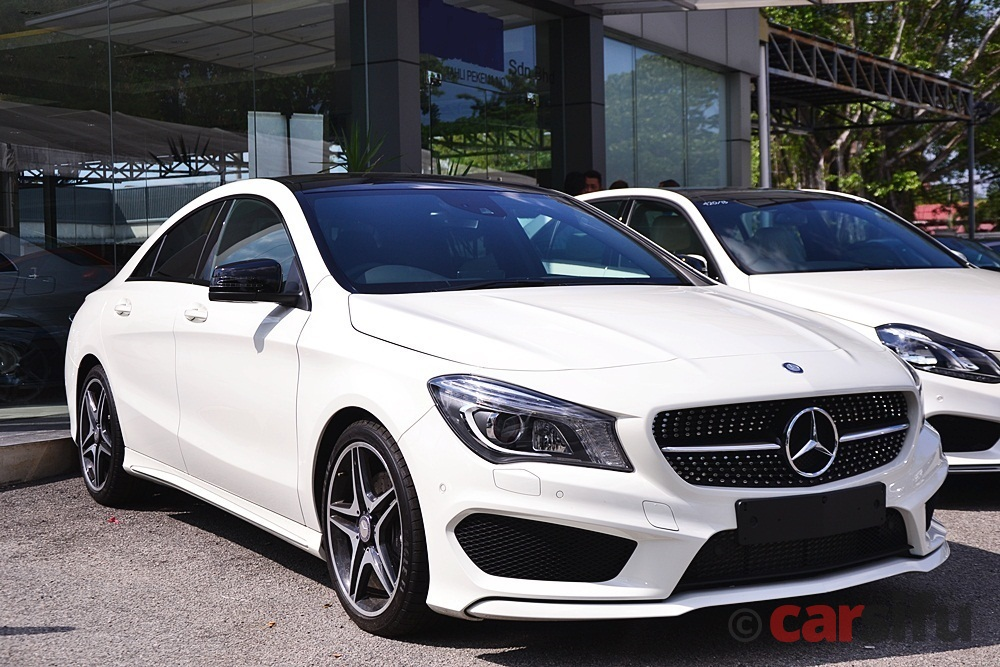 mercedes benz cla220 cdi amg for sale in klang valley by phantom auto. Black Bedroom Furniture Sets. Home Design Ideas