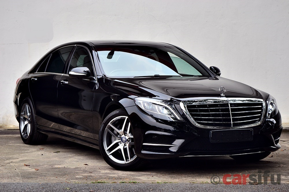 Mercedes benz s400 l hybrid for sale in klang valley by for Mercedes benz s400 price