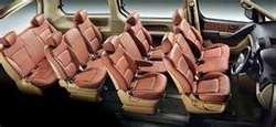 Starex seat thumb