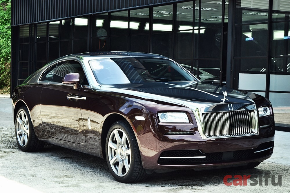 rolls royce wraith 6 6 v12 coupe for sale in klang valley. Black Bedroom Furniture Sets. Home Design Ideas