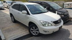 Toyota Harrier 240g L Package