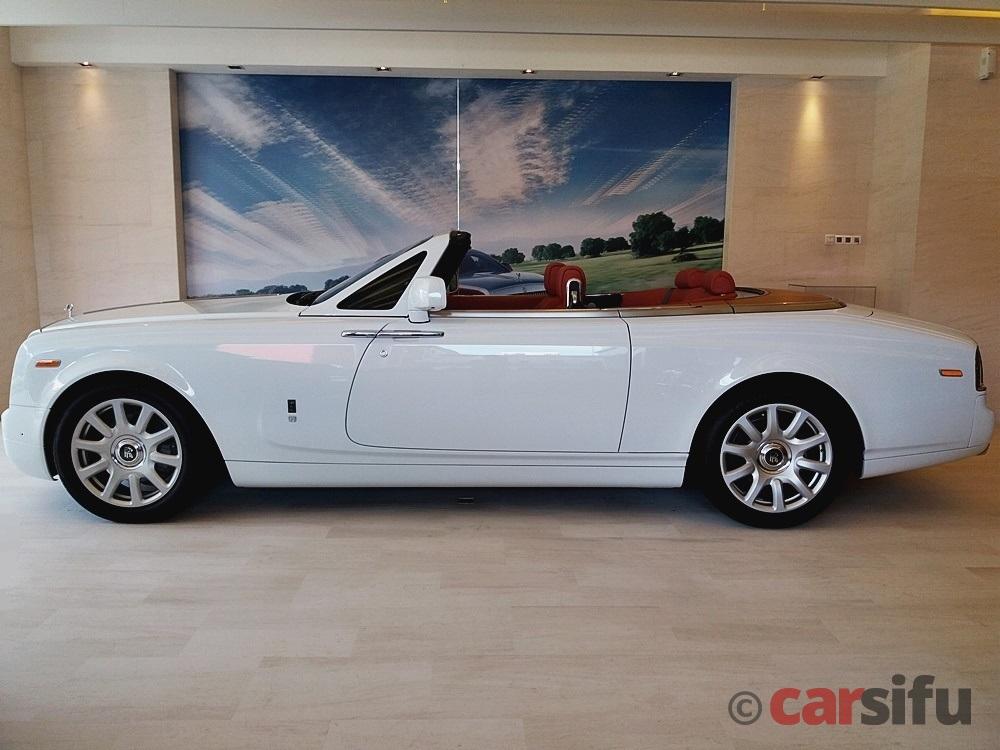 Rolls royce phantom drophead coupe for sale in klang - Rolls royce phantom drophead coupe for sale ...