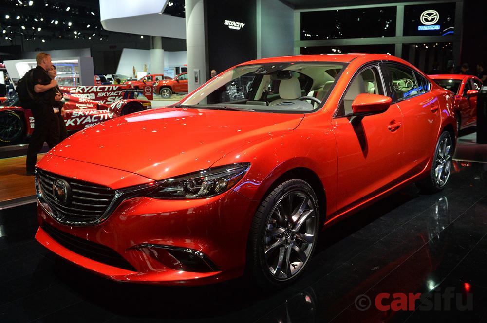 2015 Mazda 6 Diesel Release Tiny Thumb ...