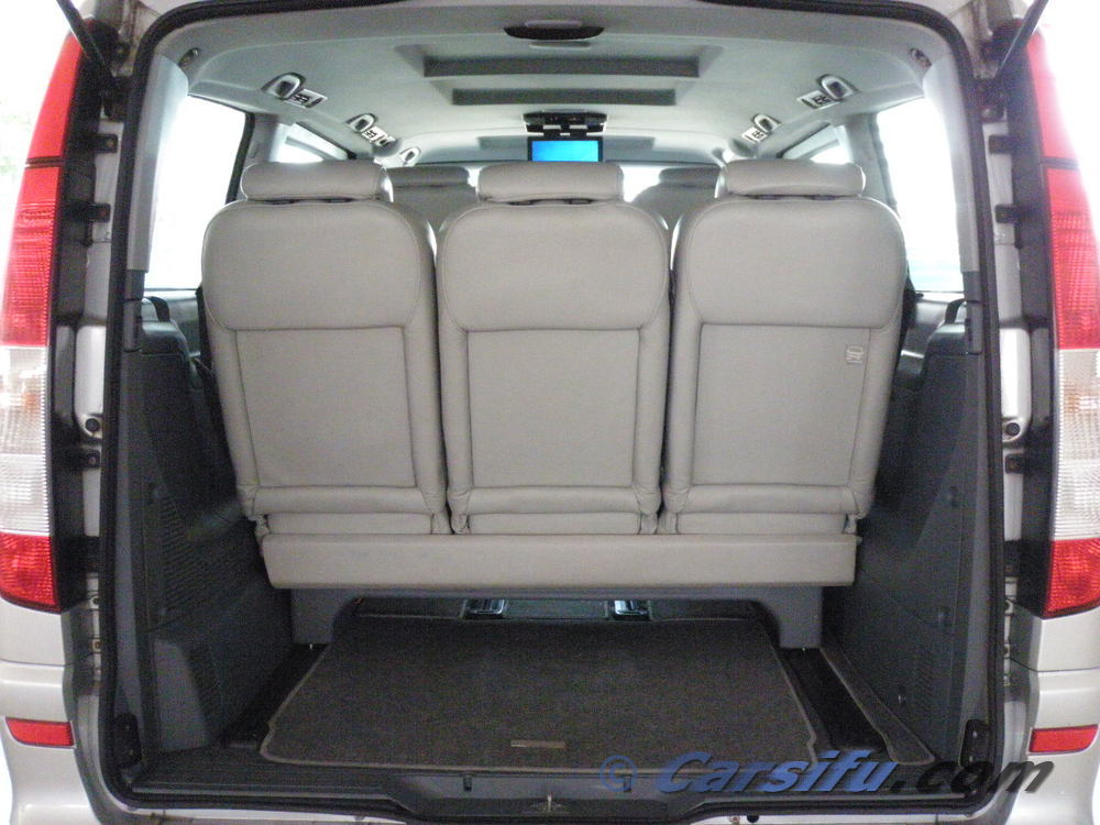 Mercedes benz vito 3 2 v6 mpv for sale in penang by for Mercedes vito interieur