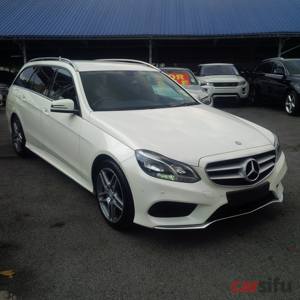 Mercedes benz e250 amg 2 0 wagon for sale in klang valley for Mercedes benz amg wagon for sale