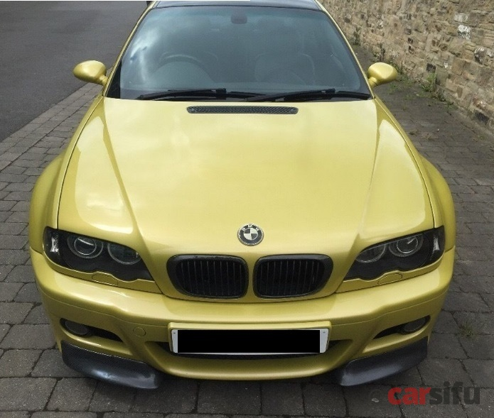 2002 Bmw M3 Interior: BMW M3 3.3 E46 Smg Modified For Sale In Sabah By Terent