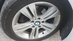 BMW 3 Series F30 Sport For Rent