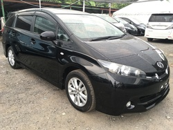 Toyota Wish 1.8 Many Unit
