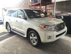 Toyota Land Cruiser 4.6 Zx S/Roof P/Boot