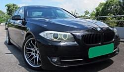 BMW 5 Series F10 Sambung Bayar