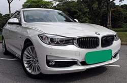 BMW 3 Series GT Sambung Bayar