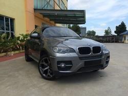BMW X6 N54