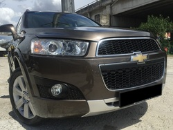Chevrolet Captiva 2.4 (A) Adw Fu Lon