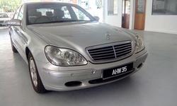 Mercedes-Benz S-Class 3.2
