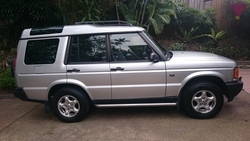 Land Rover Discovery Td5 2.5 L